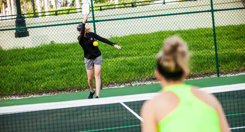 Will Playing Singles Pickleball Help Your Doubles Game? | Pickler Pickleball