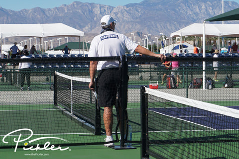 Questions May Ask Pickleball Referee | Pickler Pickleball