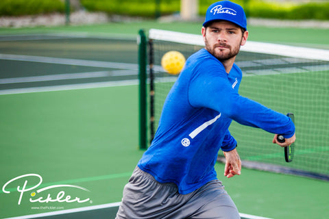 What to Do on the 4th Shot on the Pickleball Court | Pickler Pickleball