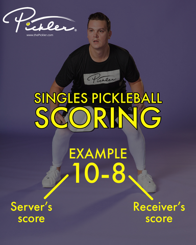 Singles Pickleball Scoring | Pickler Pickleball