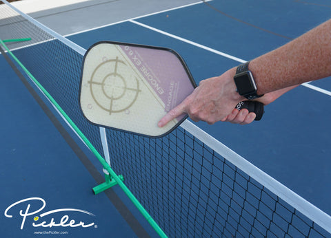 Two-Handed Backhand Pickleball Grip | Pickler Pickleball