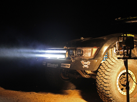 Ultra Bright Baja Designs LED Light Bars - Financing Available