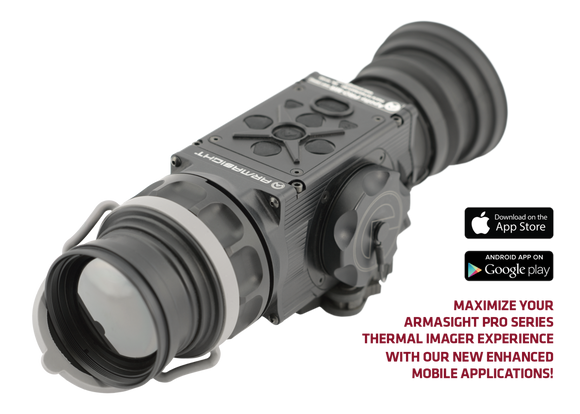 Armasight Apollo Pro MR 640 50mm (30 Hz) Thermal Imaging Clip-on System FLIR Tau 2-640x512 (17m) 30Hz Core 50mm Lens