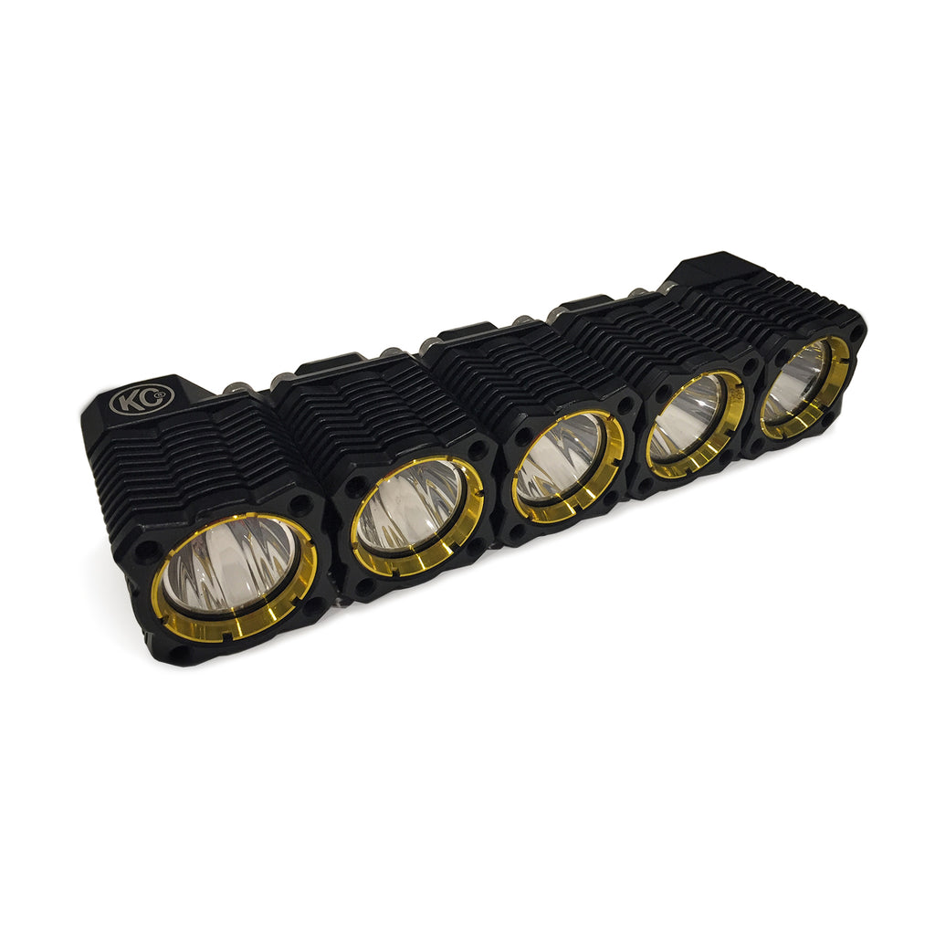 FLEX LED: 10 in Array Spot Add-On 50w (ea)
