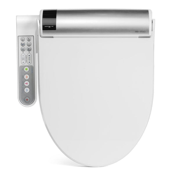 Bio Bidet Bliss BB-1700 Premier Class Bidet Seat- Elongated White