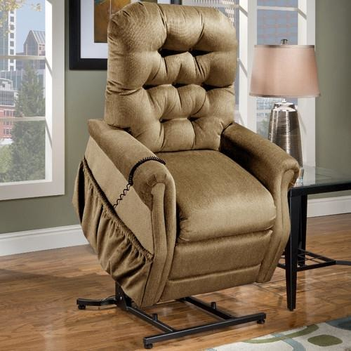 Med-Lift 25 Series Wide Three - Way Reclining Lift Chair