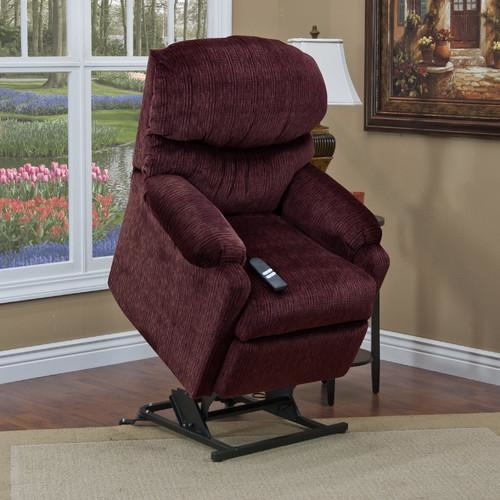 Med-Lift 53 Series Petite Wall-a-Way Reclining Lift Chair