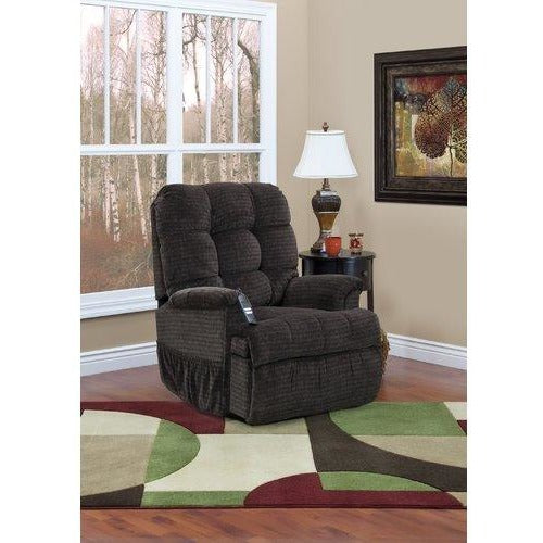 Med-Lift 5555 Series Sleeper / Reclining Lift Chair with Extra Magazine Pocket