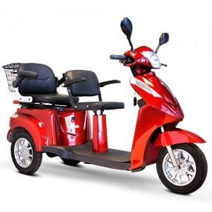E-Wheels EW-66 2 Passenger Scooter