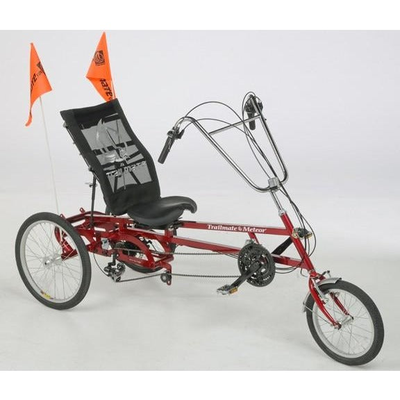 85month Trailmate Meteor Recumbent Adult Tricycle