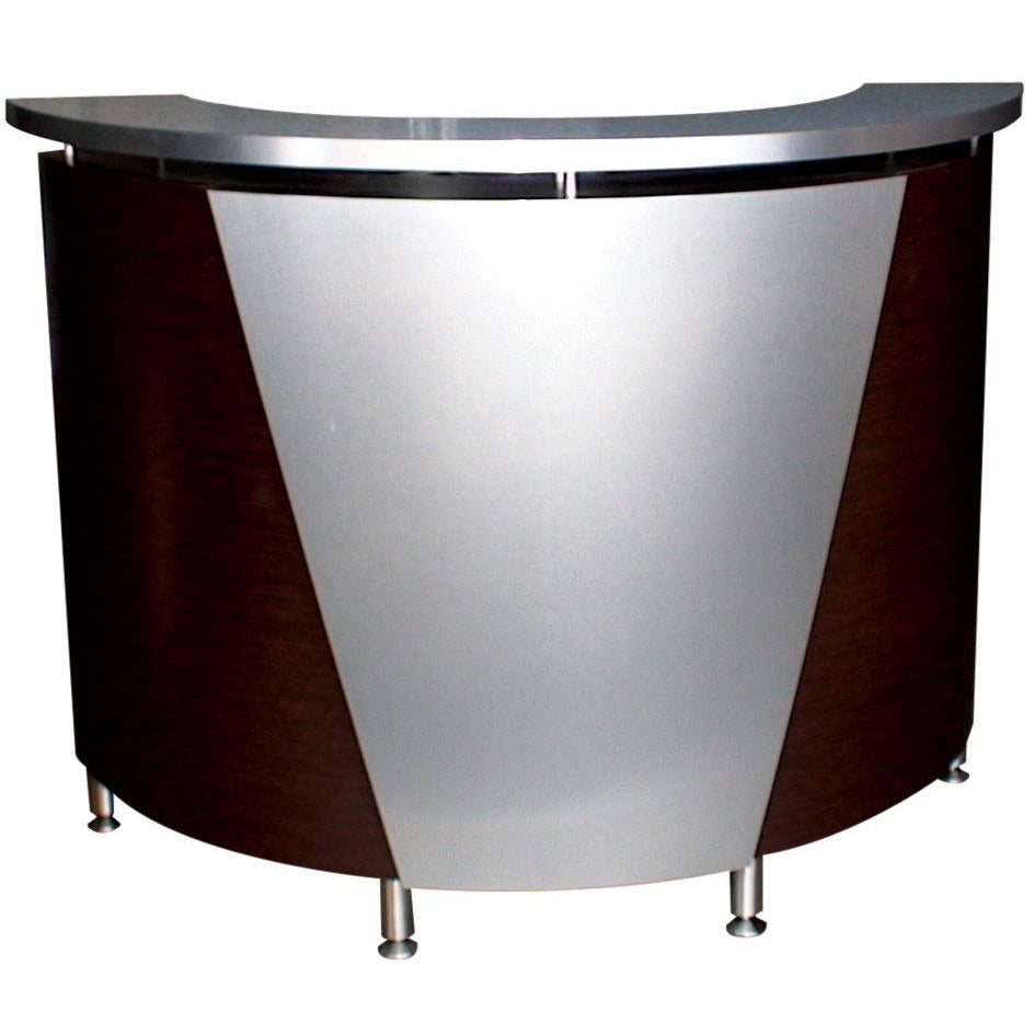 Pibbs 5031 Curved Reception Desk