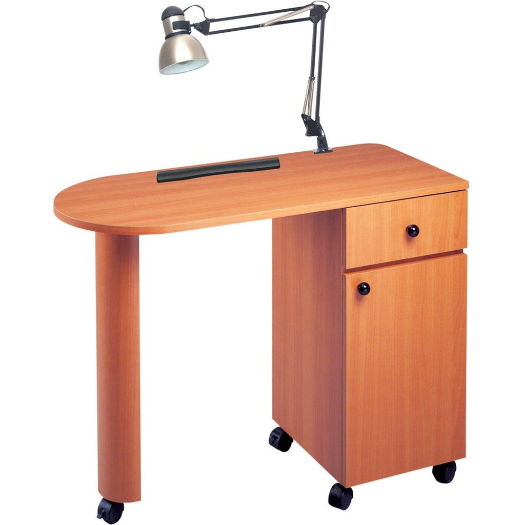 Pibbs Pn1020 Manicure Table With Lamp