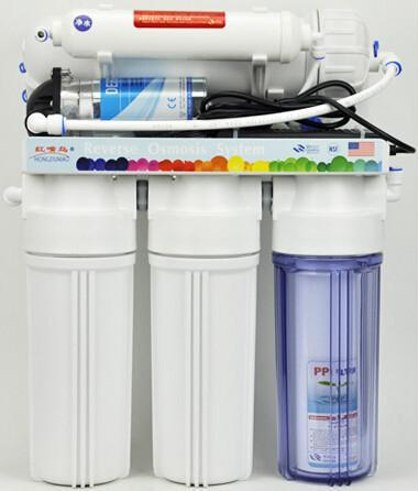 5 Stage + 400G Reverse Osmosis System