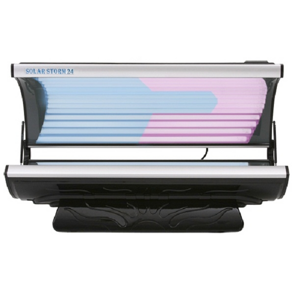 Solar Storm 24 Wolff Lamp 220v Home Tanning Bed