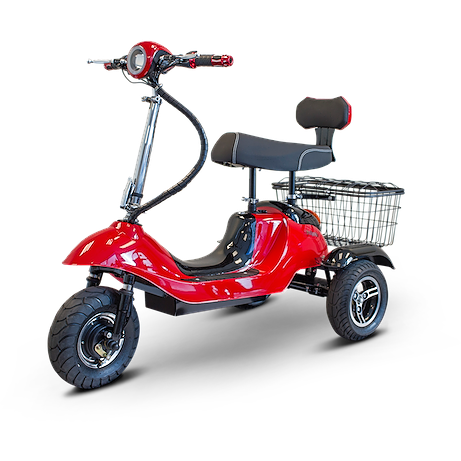 E-Wheels EW-19 Sporty Mobility Scooter