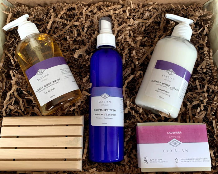 Lavender Lover Gift Box