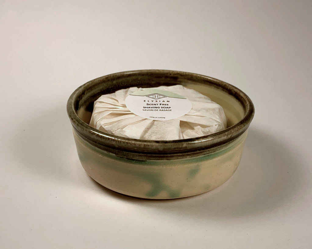 Limited Edition Pottery Bowl + Free Soap
