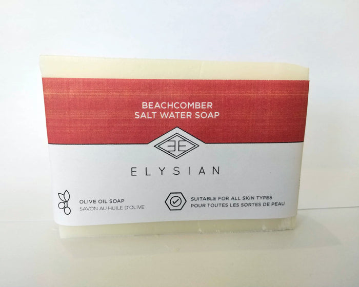 Beachcomber Salt Water Soap Bar