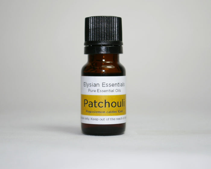 Patchouli Pure Essential Oil - Elysian Natural Soap + Skin Care