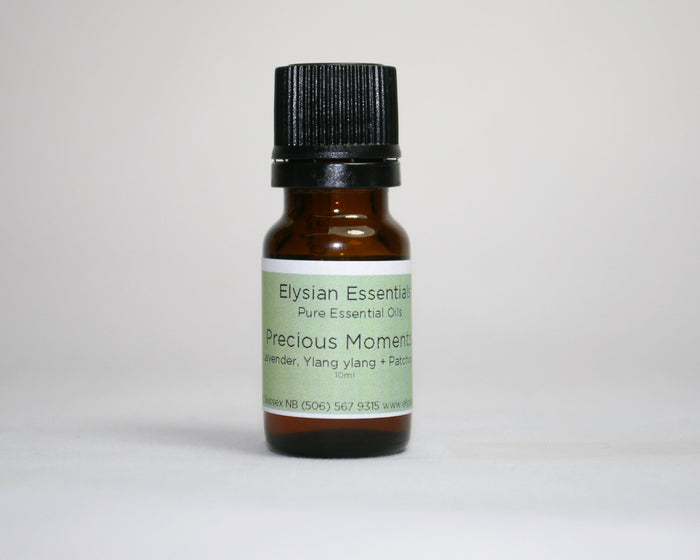 Precious Moments Essential Oil Blend - Elysian Natural Soap + Skin Care