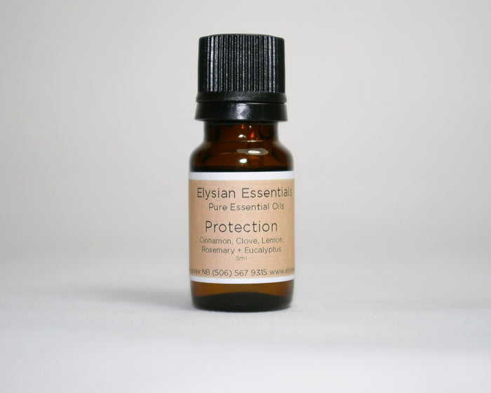 Protection Essential Oil - Elysian Natural Soap + Skin Care