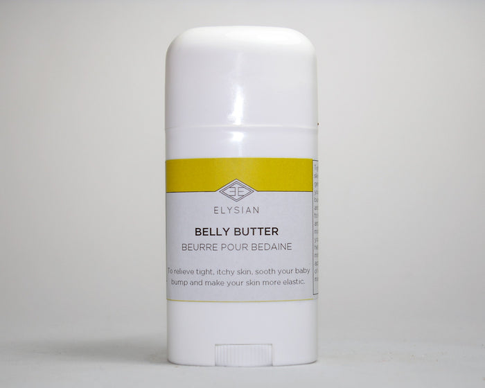 Belly Butter - Elysian Natural Soap + Skin Care