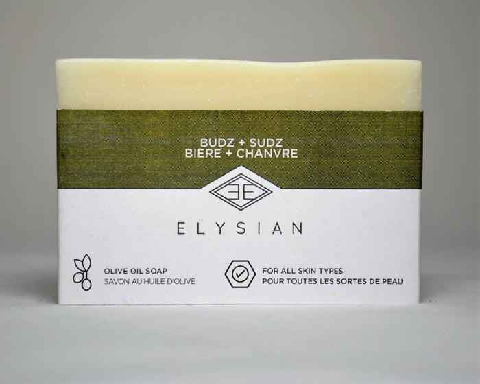 Budz + Sudz Soap Bar - Elysian Natural Soap + Skin Care