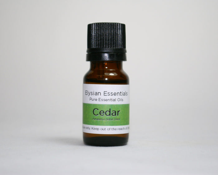 Cedar Essential Oil - Elysian Natural Soap + Skin Care