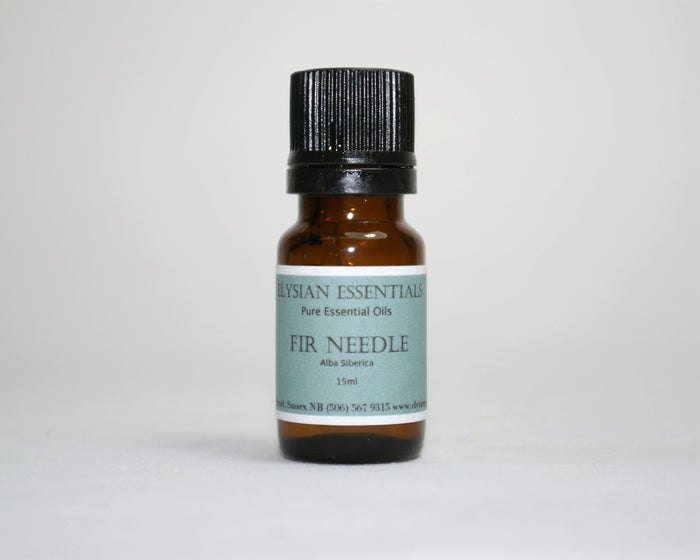 Fir Needle Essential Oil - Elysian Natural Soap + Skin Care