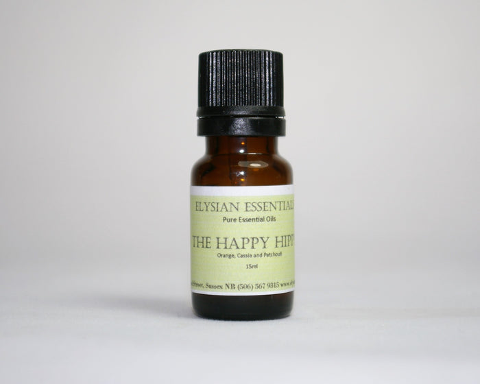 Happy Hippy Essential Oil Blend - Elysian Natural Soap + Skin Care