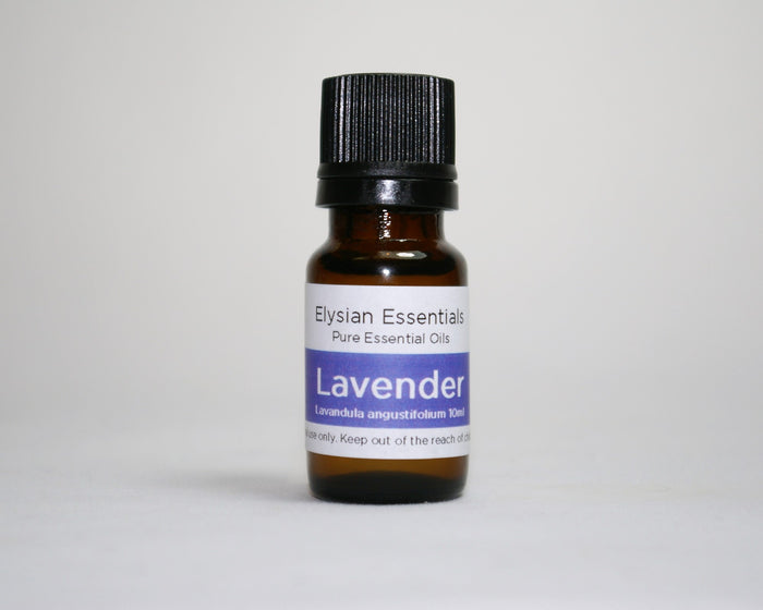 Lavender Pure Essential Oil - Elysian Natural Soap + Skin Care