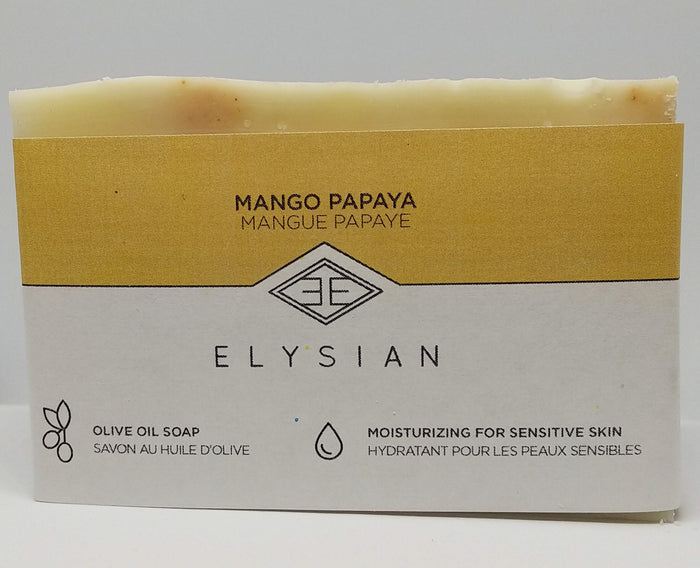(OUT OF STOCK) Mango + Papaya Bar Soap