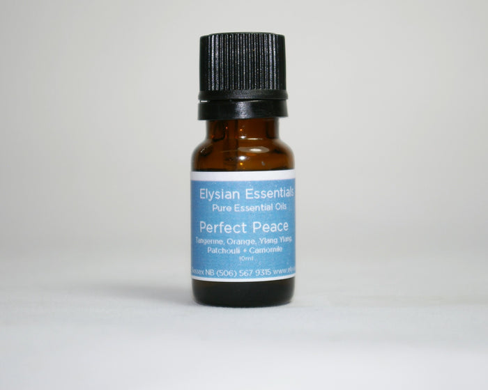 Perfect Peace Essential Oil Blend - Elysian Natural Soap + Skin Care