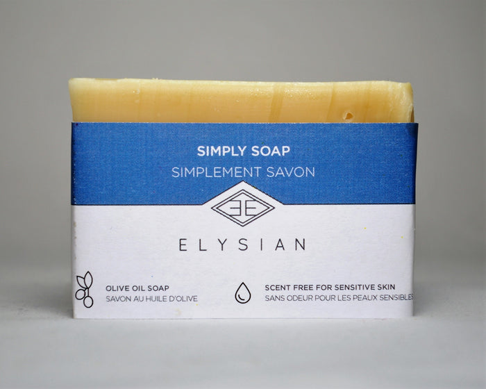 Simply Soap Bar - Elysian Natural Soap + Skin Care