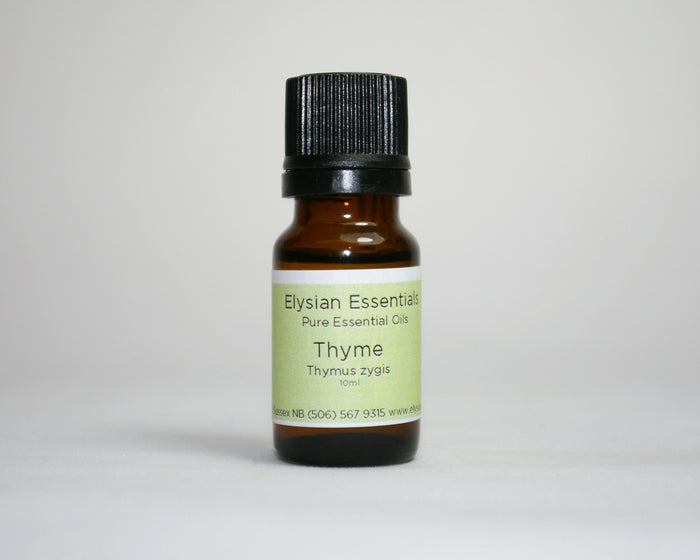 Thyme Essential Oil - Elysian Natural Soap + Skin Care
