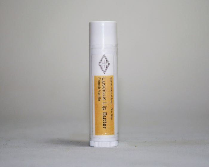 Vanilla Lip Butter - Elysian Natural Soap + Skin Care