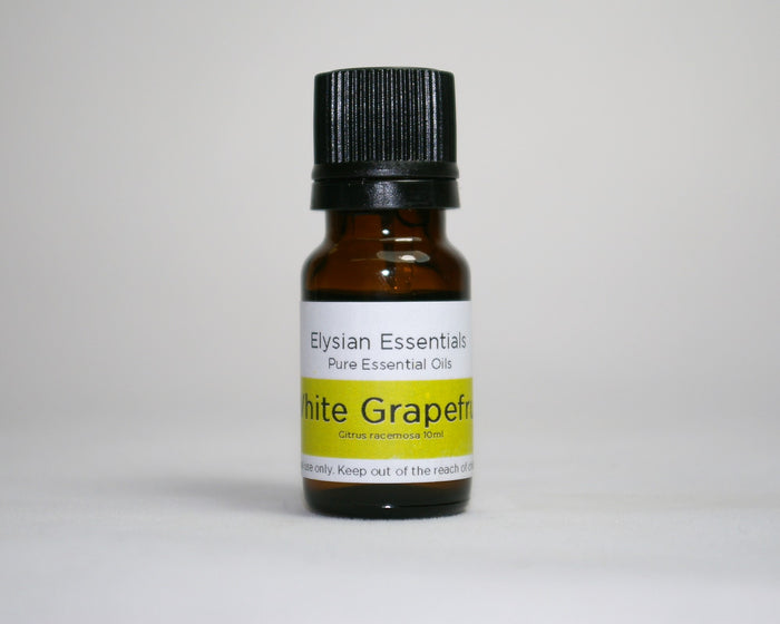 White Grapefruit Pure Essential Oil - Elysian Natural Soap + Skin Care