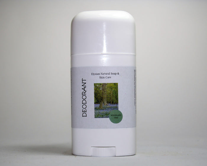 Woodland Deodorant - Elysian Natural Soap + Skin Care