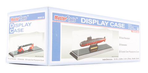 Display Case 260 x 65 x 100mm