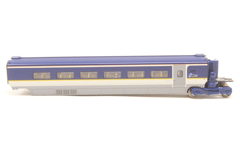 Class 373 Eurostar - pack of four additional coaches - post-2013 livery - Pre-owned - Like new
