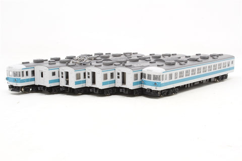 Class 153 Shin Kaisoku Express 6 Car Set - Pre-owned - Like new