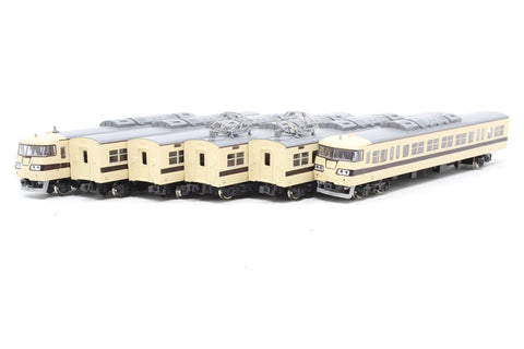 Class 117 City Express 6 Car Set - Pre-owned - Like new - imperfect box