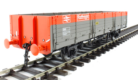 100xx OAA in Railfreight red and grey