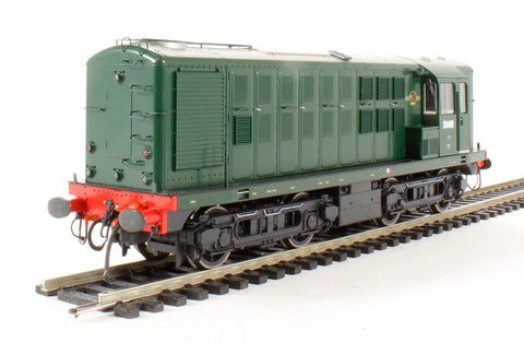 Class 16 North British Type 1 D8409 in BR green with grey roof - Gloss finish - Limited Edition of 750