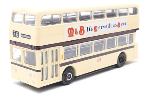 Leyland Atlantean d/deck bus