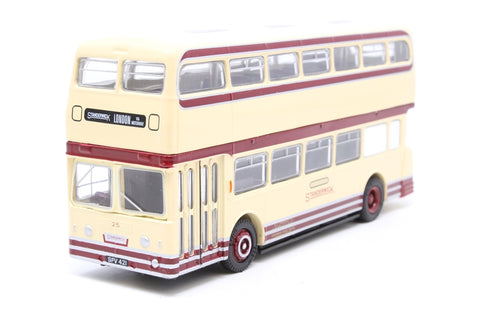 Leyland Atlantean d/deck coach (Gay Hostess)