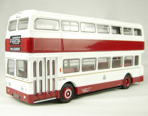 MCW Atlantean d/deck bus
