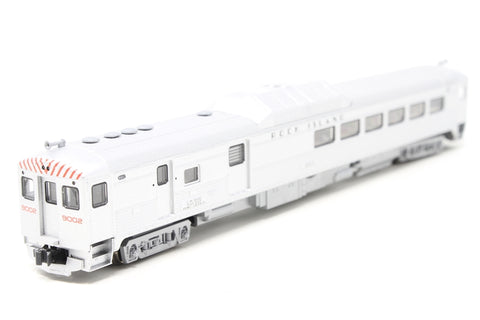 Budd RDC Diesel Railcar #9002 of the Rock Island Line - Pre-owned - Like new