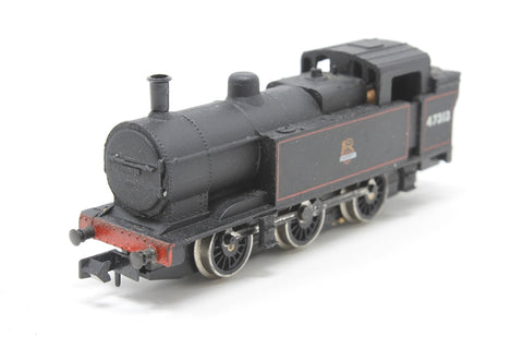 General Purpose 0-6-0T 47313 in BR Black - Pre-owned - imperfect box