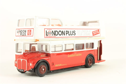 Routemaster Open Top (Type A) -